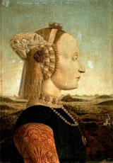 Battista Sforza P. Della Francesca